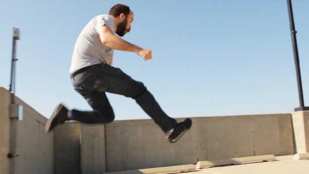 Bad Parkour, aka Parkour For The Common Man