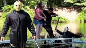 Friday the 13th Pranks – Halloween Pranks