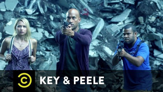 Key and Peele – Alien Imposters