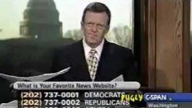 Live TV prank calls