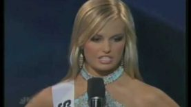 Miss Teen USA 2007 – Ms. South Carolina – Play Him Off Keyboard Cat