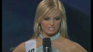 Miss Teen USA 2007 – Ms. South Carolina – Play Him Off Keyboard Cat