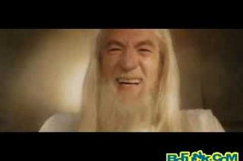 Retarded Lord of the Rings
