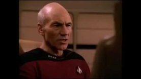 Star trek Christmas – Picard – Make it so