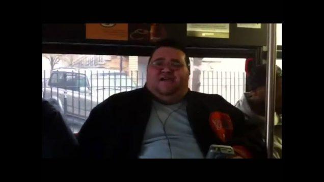 The Jersey Bus Singer – Like a prayer