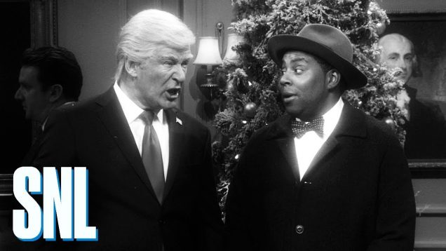 It's a Wonderful Trump Cold Open – SNL