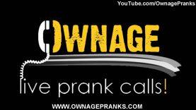 Ownage Prank Calls Gay Hotline
