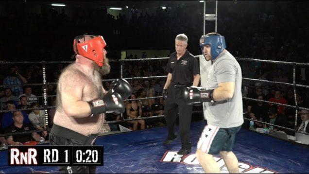 Rough N' Rowdy 3 – Highlights