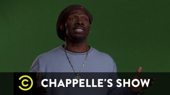 Chappelle's Show – Rick James – Couch
