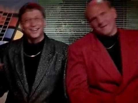 Night at the Roxbury – Bill Gates & Steve Ballmer