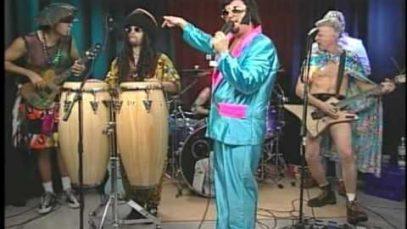 Dread Zeppelin – Black Dog. Reggae, Zeppelin, and Elvis.