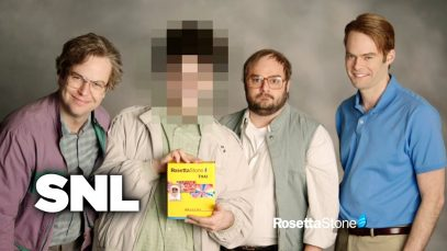 Rosetta Stone – SNL