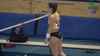 Mesmerizing! Italian Athletics – Pole Vault