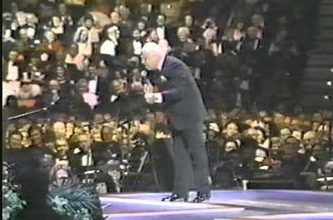 Don Rickles Roasts Ronald Reagan