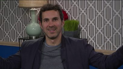 Comedian Mark Normand with the most awkward segment ever on New Day Cleveland
