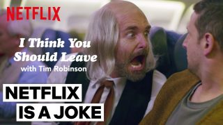 'The Man' ft. Will Forte | I Think You Should Leave with Tim Robinson