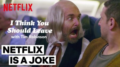 'The Man' ft. Will Forte   I Think You Should Leave with Tim Robinson