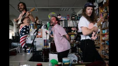 Idles – Live at Tiny Desk