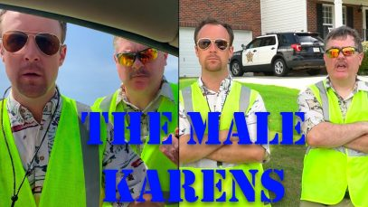 "The Male ""Karens"""