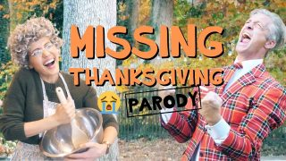 Missing Thanksgiving – Aerosmith Parody