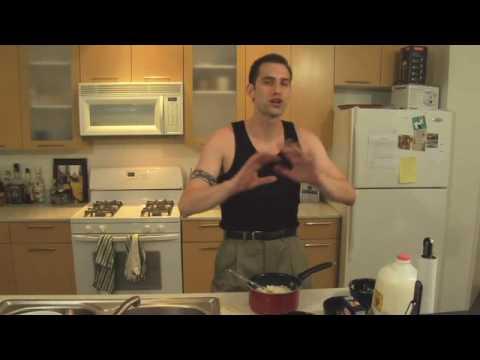 Jean-Claude Van Damme's Cooking Kitchen