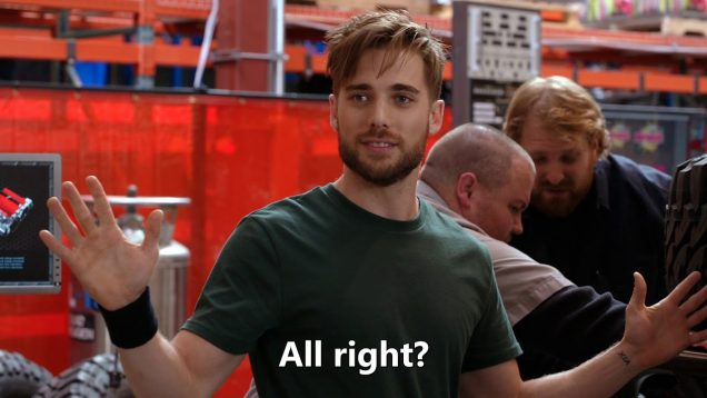 Let Blaine Die?