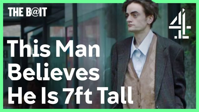 This Man Believes He's 7ft Tall